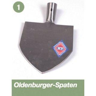 Oldenburger-Spaten, Gr. 3