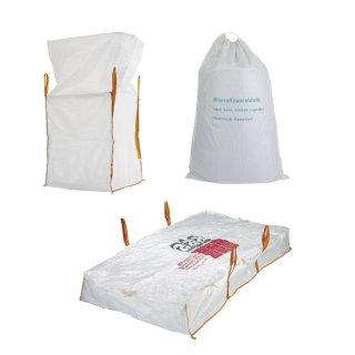Plattenbag Big Bag Asbest Bag Entsorgungs Sack Bag Asbestbag KMF Sack KMF-Sack