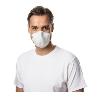 Moldex 2400 Atemschutzmaske FFP2 NR D - Klassiker ohne Ventil