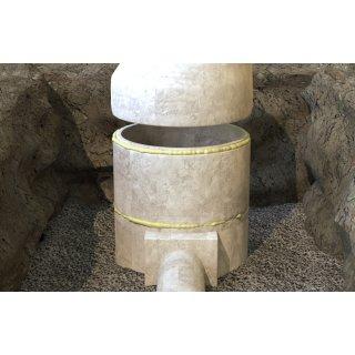 fischer Premium Brunnenschaum, beige,  PUP BS 750 ml