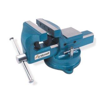 unicraft Schraubstock, Backenbreite: 100 - 175 mm