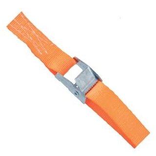 TECTOR Zurrgurt, Breite: 25 mm, Länge: 3 4 5 m, 1-teilig mit Klemmverschluss