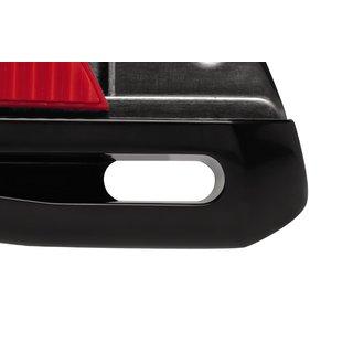 Martor ARGENTAX TAP-O-MATIC Abbrechklinge/Cuttermesser, 18 mm Klingenbreite, inkl. Abbrechklinge Nr. 77