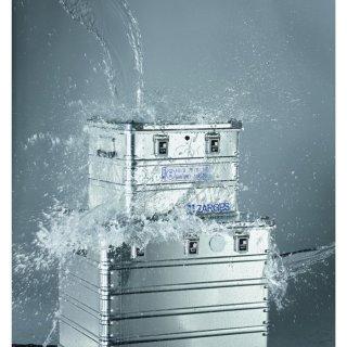 ZARGES-K 470 Universalkiste, IP 65, Aluminium
