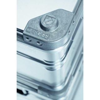 ZARGES-K 470 Universalkiste, Aluminium, 13 - 829 l Volumen, + Zubehör