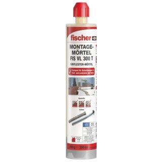 fischer® Injektionsmörtel FIS VL300 T, 300 ml, inkl. Statikmischer