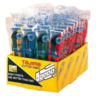 Tajima - Autom.-Cutter 18 mm, inkl. 3 Klingen, verschiedene Farben