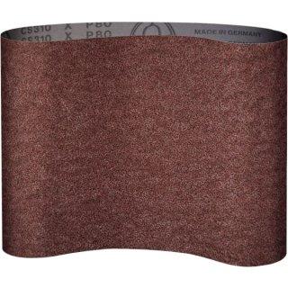Klingspor CS 310 X Schleifband, 150 x 2330 mm, Korn 36 F4G, 10 Stück, für Metall Universal, Stahl, Edelstahl